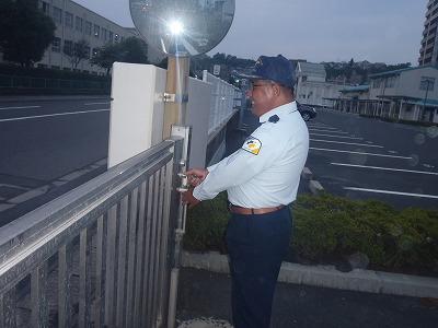 施設警備業務委託